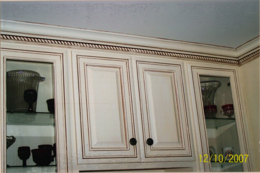 Glazed cabinet finishes quotes